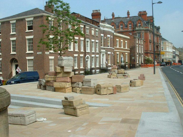 Hope Street scene