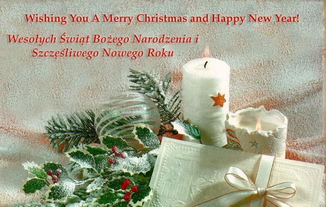 Merry Christmas In Polish.Christmas The Polish Way Liverpool Express