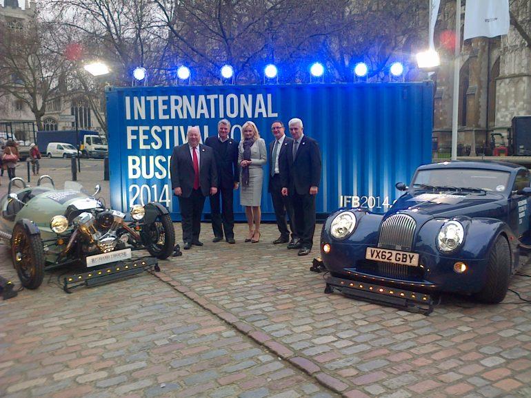 International Business Festival launch