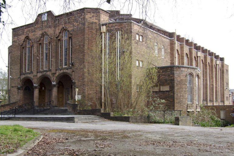 Greenbank Synagogue, Sefton Park.