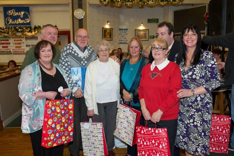 Walton Social Club fundraising