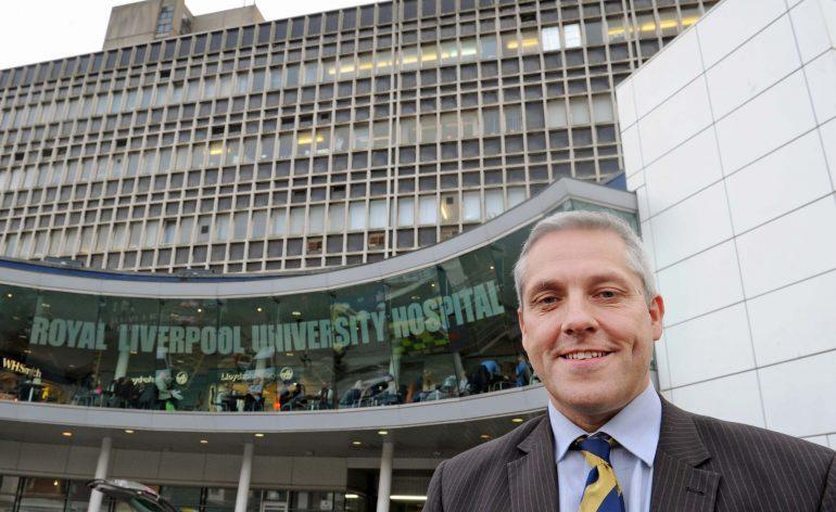 Royal Chief Executive Aidan Kehoe