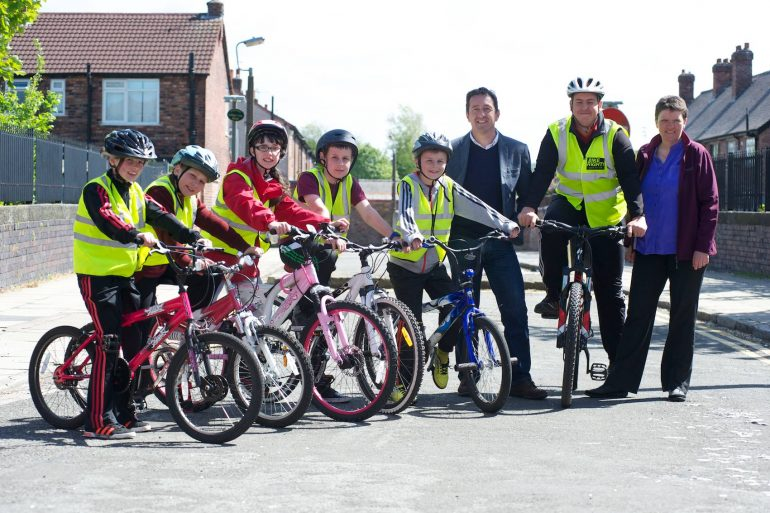 Cycle success for schools