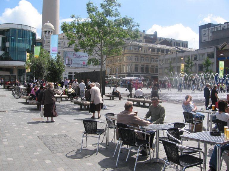 Williamson square, Liverpool