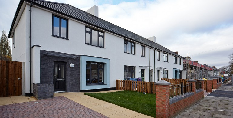 New Build Homes Aintree Liverpool