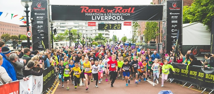 7fe325851a1 Rock  n  Roll Liverpool Marathon in the city this weekend ...