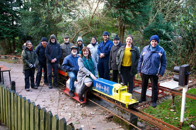 Expansion plans for miniature railway | Liverpool Express