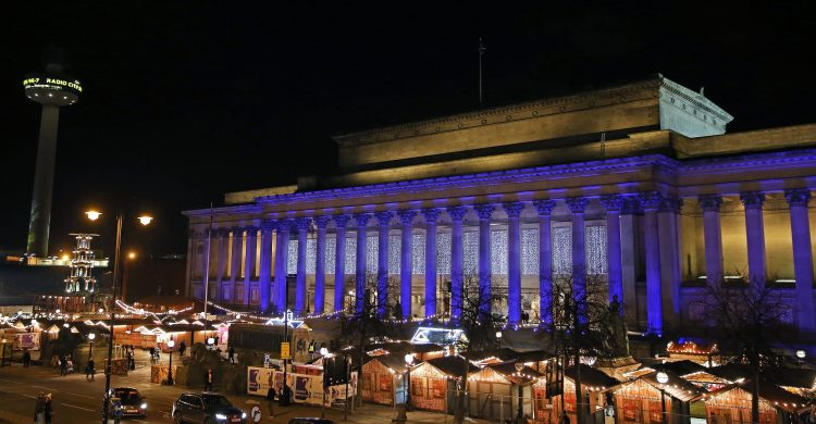 1ca4c6cf361 A festive feel to St George s Hall - Liverpool Express
