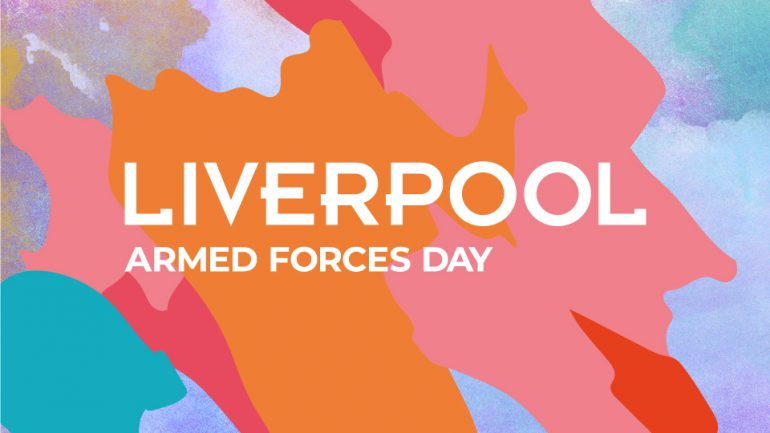 Armed Forces Day branding