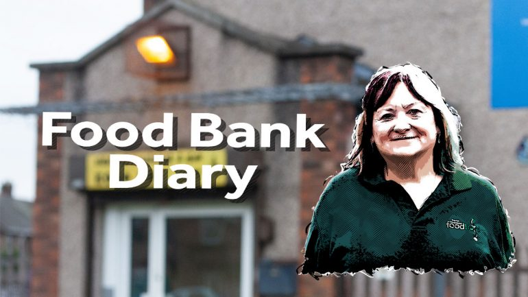 Food Bank Diary - Beryl Bellew