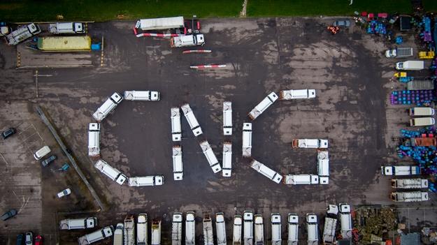 CNG Fleet