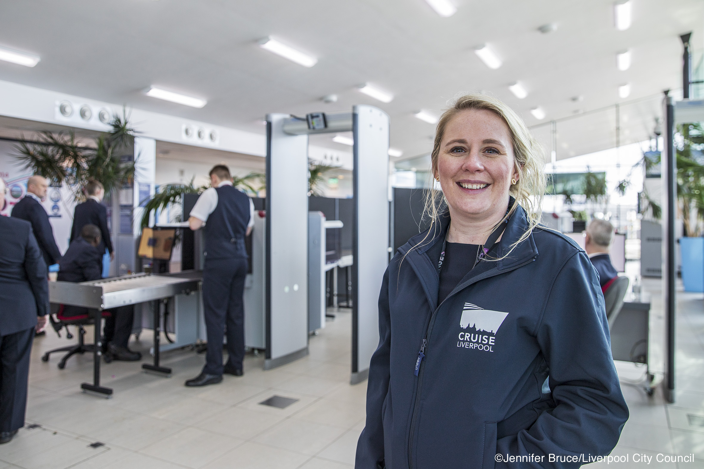 Kate Green, Passenger Operations Manager