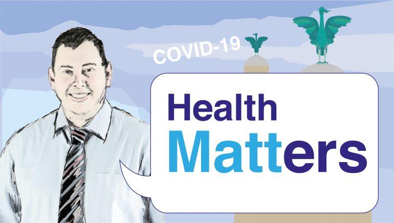 Healt Matters - By Matt Ashton