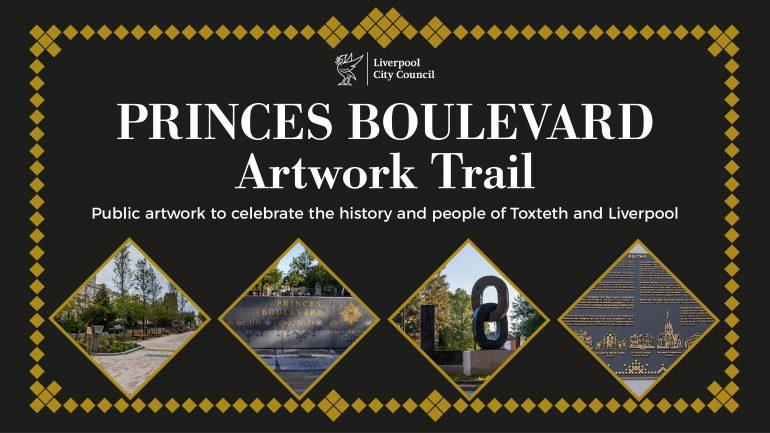 Artwork trail