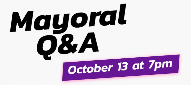 Mayoral Q & A