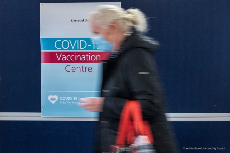 Vaccine Test Centre