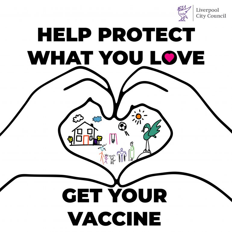 Help protect what you love: Get your vaccine