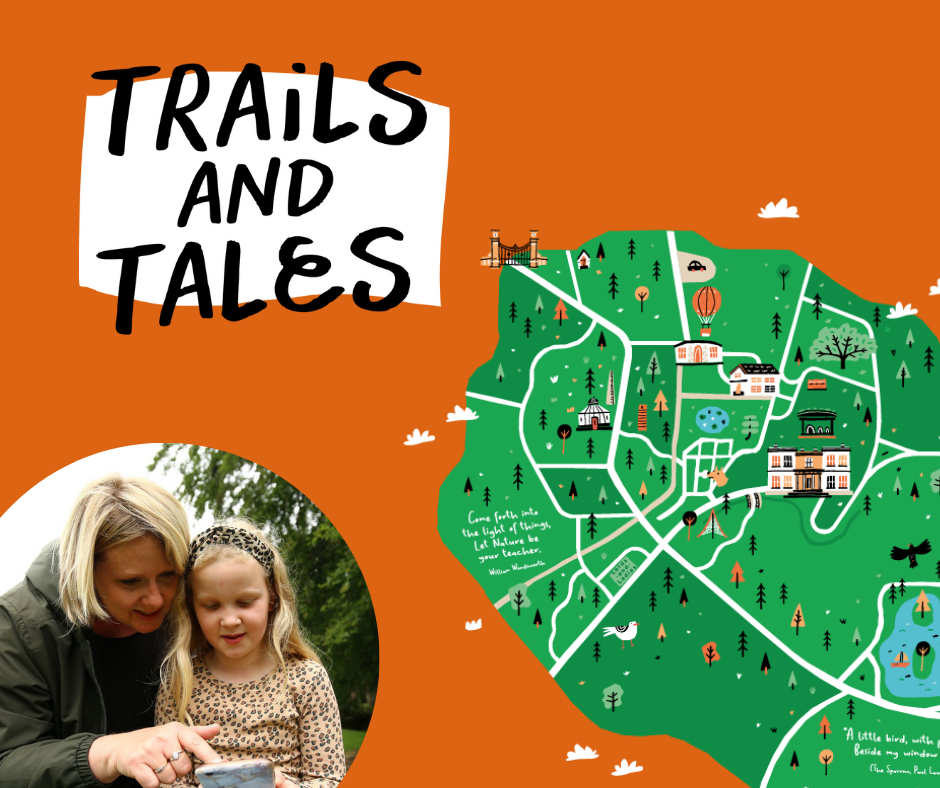 Trail and tales