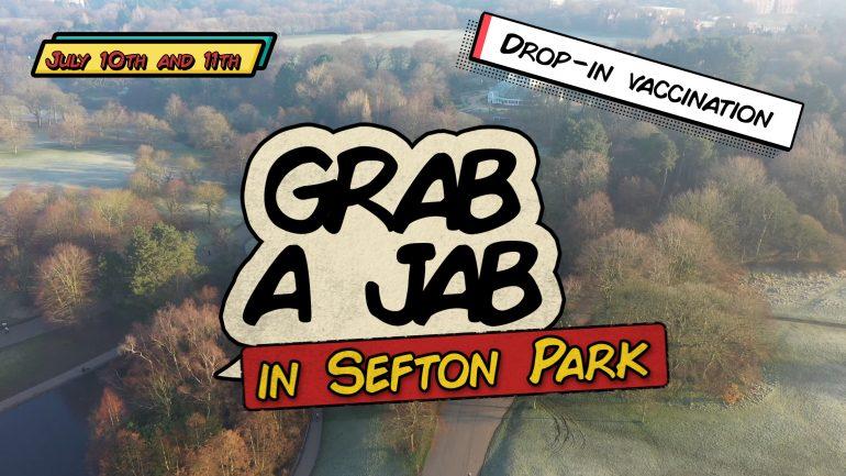Grab a Jab Sefton Park