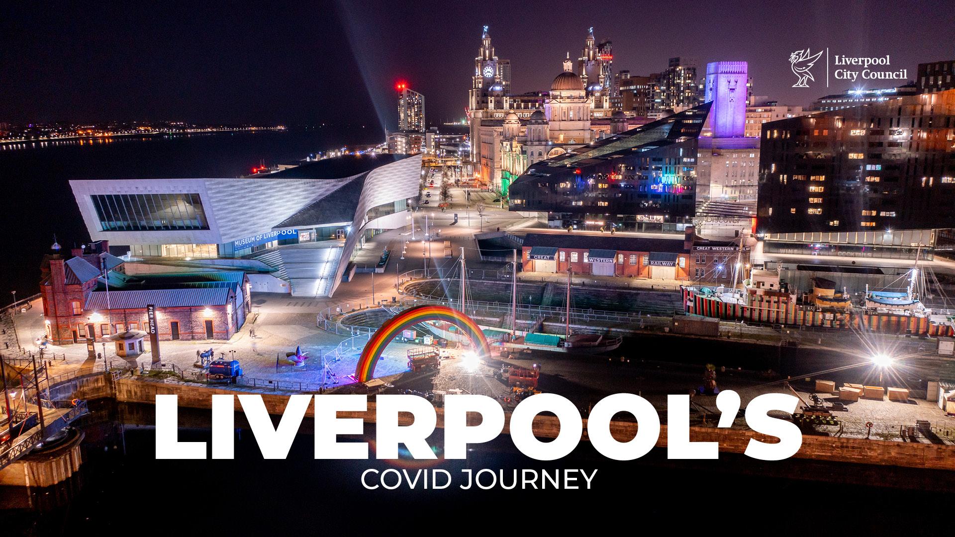 Liverpool's Covid Journey